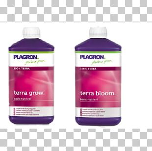 Nutrient Fertilisers Plagron Terra Bloom PH Corrector / Reducer Down For Grow Plagron PH PLAGRON Green Sensation PNG