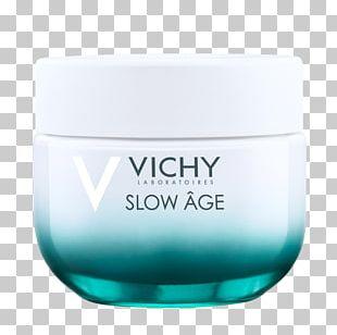 Vichy SLOW ÂGE Fluid Moisturiser Anti-aging Cream Moisturizer Vichy Cosmetics PNG