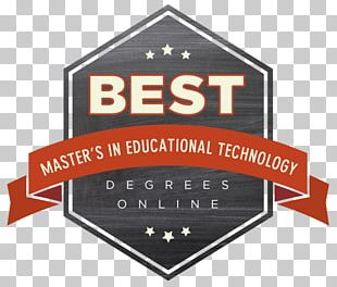 Educational Technology Master's Degree Academic Degree Special Education PNG