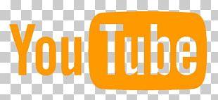 YouTube Logo Yellow Orange S.A. GIF PNG