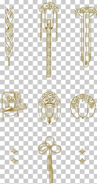 Art Deco Ornament Art Nouveau PNG