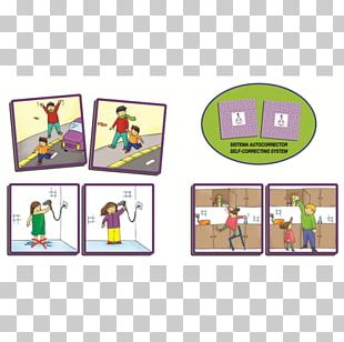 Behavior Game Safety Preventive Healthcare Toy PNG