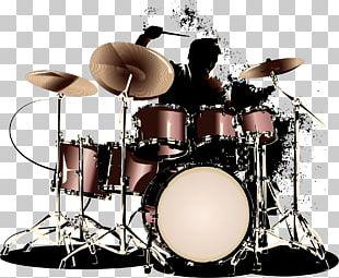 Drums Drummer Musical Instrument PNG