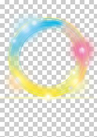 Light Circle Glare PNG