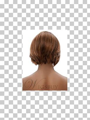 Brown Hair Hair Coloring Long Hair PNG