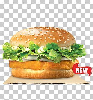 Cheeseburger Hamburger French Fries Filet-O-Fish Veggie Burger PNG