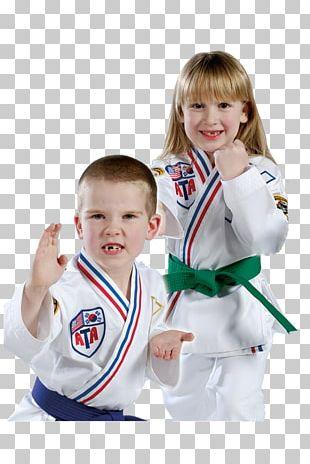 Dobok ATA Martial Arts Tiger Taekwondo Tang Soo Do PNG