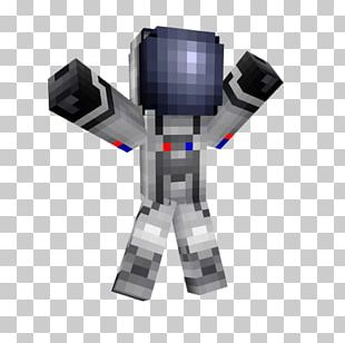 Minecraft Space Suit Astronaut Outer Space NASA PNG
