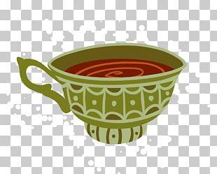 Tea Coffee Cup Cloth Napkins PNG