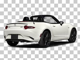2017 Mazda MX-5 Miata Club 2017 Mazda MX-5 Miata RF Club Convertible Car PNG