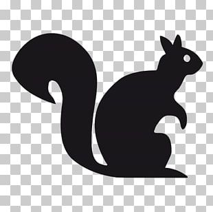 Tree Squirrel Sticker Whiskers Red Squirrel PNG