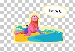 Earless Seal Fur Seal Euclidean PNG