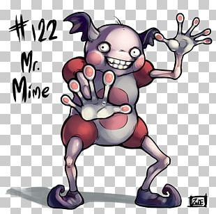 Mr. Mime Mime Artist PNG