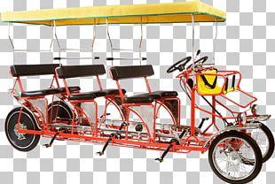 Rickshaw Bicycle Bike Rental Wheel Fun Rentals Tricycle PNG