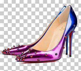 Court Shoe High-heeled Footwear Stiletto Heel Designer PNG