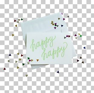 Petal Paper Party Greeting & Note Cards PNG