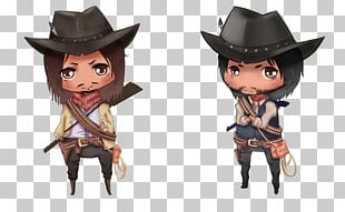 Drawing Cartoon Video Game Comics Red Dead Redemption PNG