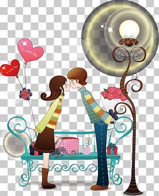 Cartoon Love PNG