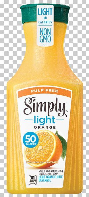 Orange Juice Orange Drink Orange Soft Drink Juice Vesicles PNG