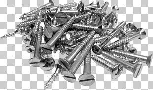 Stack Of Screws PNG