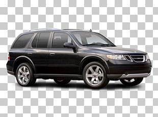 2006 Saab 9-7X Car Saab Automobile Jeep PNG