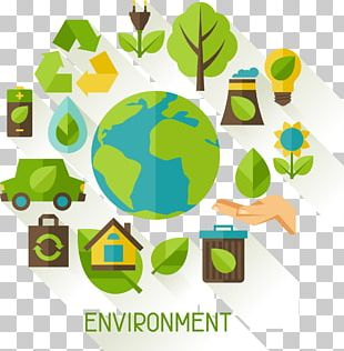 Environment Pollution Ecology Illustration PNG