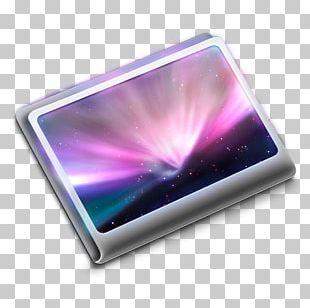 Purple Gadget Multimedia PNG