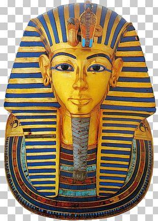 Ancient Egypt Tutankhamun's Mask Egyptian Museum Ancient History PNG