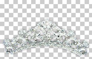 Headpiece Tiara Crown Jewellery PNG