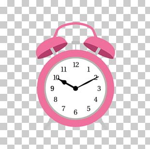 Nightstand Alarm Clock Flip Clock PNG