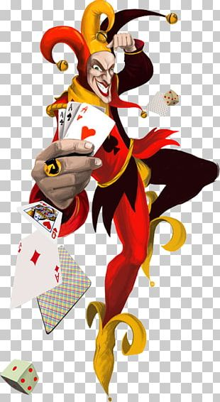 Joker Video Poker Online Casino Playing Card PNG