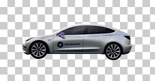 Tesla Model 3 Mid-size Car Tesla Model S Tesla Model X PNG