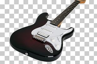 Electric Guitar Musical Instruments Fender Stratocaster String Instruments PNG