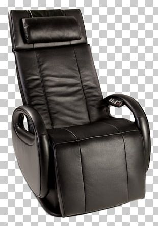 Massage Chair Recliner Wing Chair PNG