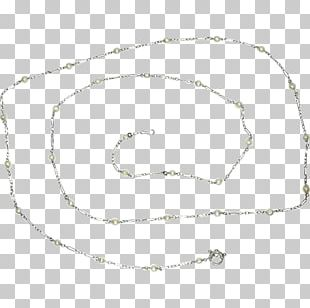 Chain Silver Necklace Jewelry Design Jewellery PNG