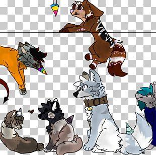 Dog Horse Cat Illustration Mammal PNG