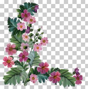 Flower Paper Floral Design Painting PNG