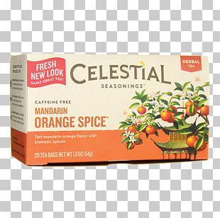 Herbal Tea Masala Chai Indian Cuisine Celestial Seasonings PNG