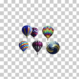 Flight Hot Air Balloon Toy Balloon PNG