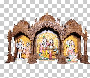 Hindu Temple Shrine Place Of Worship Art PNG