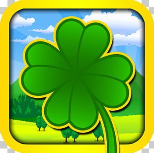 Saint Patrick's Day Irish People Luck Shamrock Clover PNG