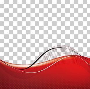 Curve Decoration Pattern PNG