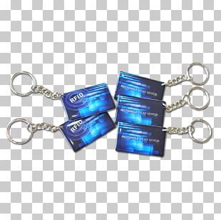 Key Chains Radio-frequency Identification MIFARE Smart Label Integrated Circuits & Chips PNG