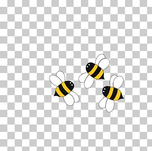 Bee Apis Florea Euclidean PNG