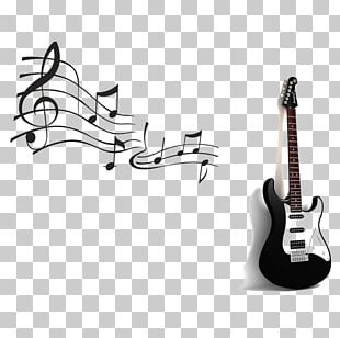 Country Music Guitar PNG