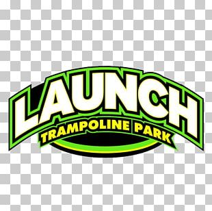 Launch Trampoline Park Logo Brand Location Product PNG