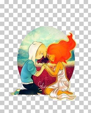 Finn The Human Flame Princess Princess Bubblegum Marceline The Vampire Queen Jake The Dog PNG