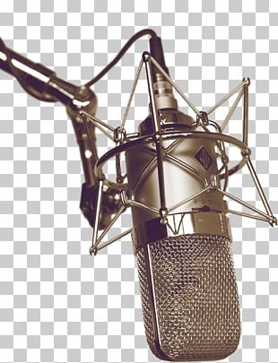 Microphone Recording Studio Audio PNG
