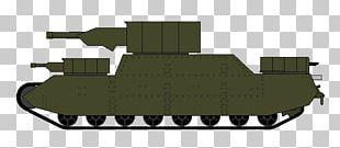 Churchill Tank O-I Super-heavy Tank PNG