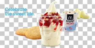Ice Cream McDonalds #1 Store Museum Milkshake Hamburger McFlurry PNG